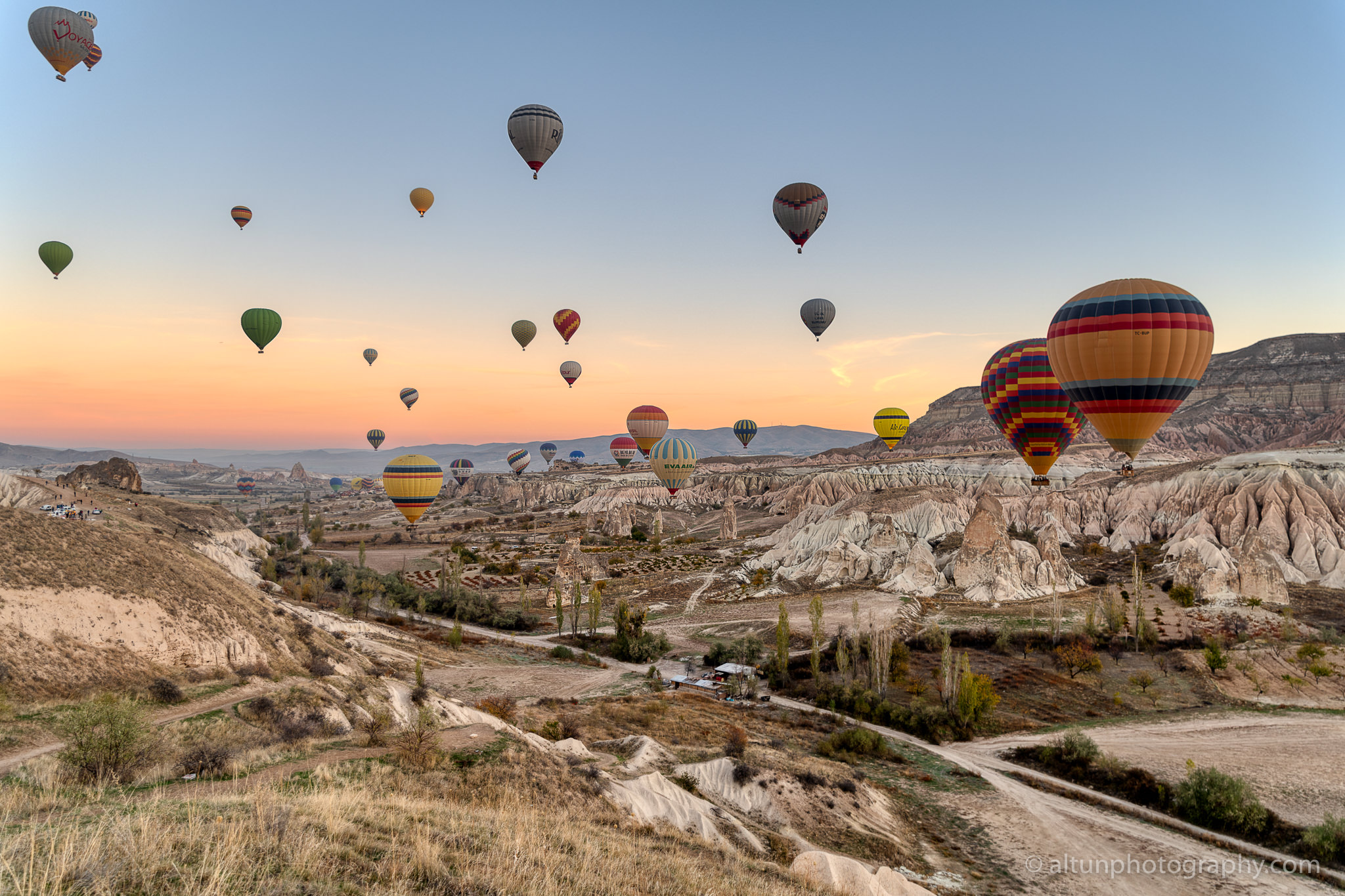 Cappadocia After editing