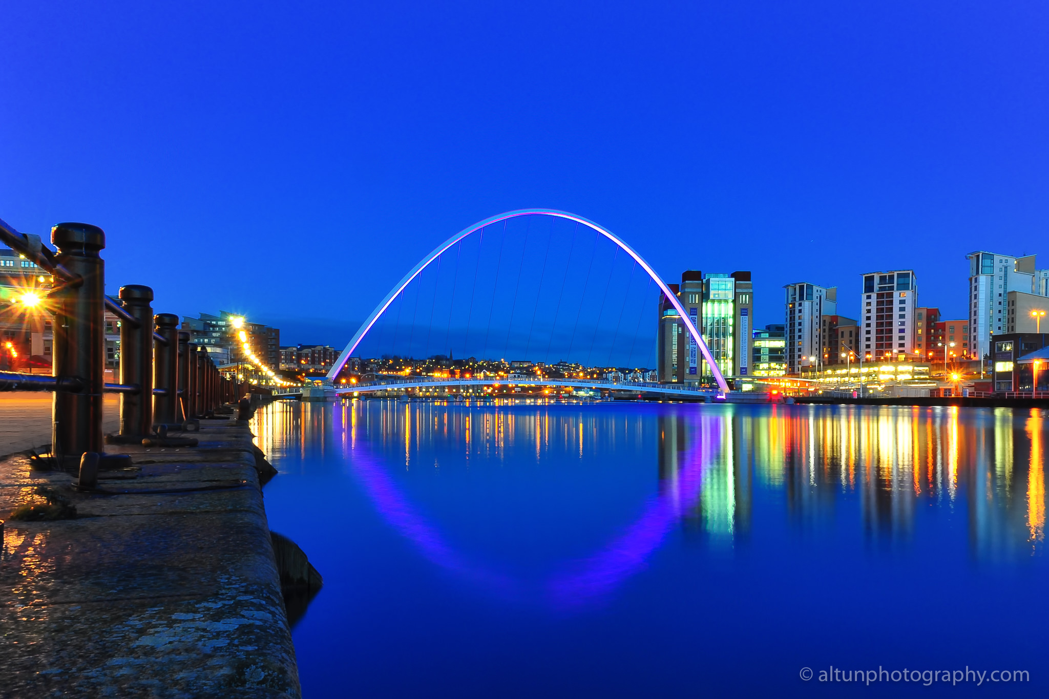 Millennium Bridge Newcastle